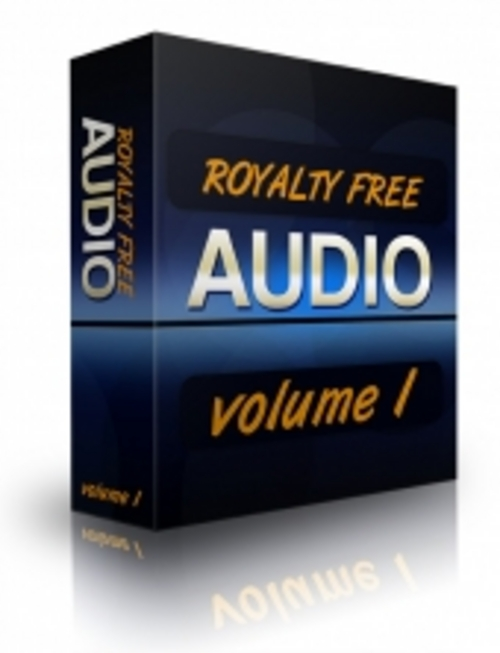 Pay for Royalty Free Audio Volume 1 ( Private Label Rights )