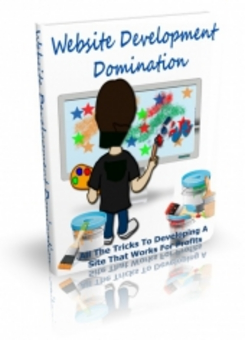 Pay for Website Development Domination ( Master Resell Rights )