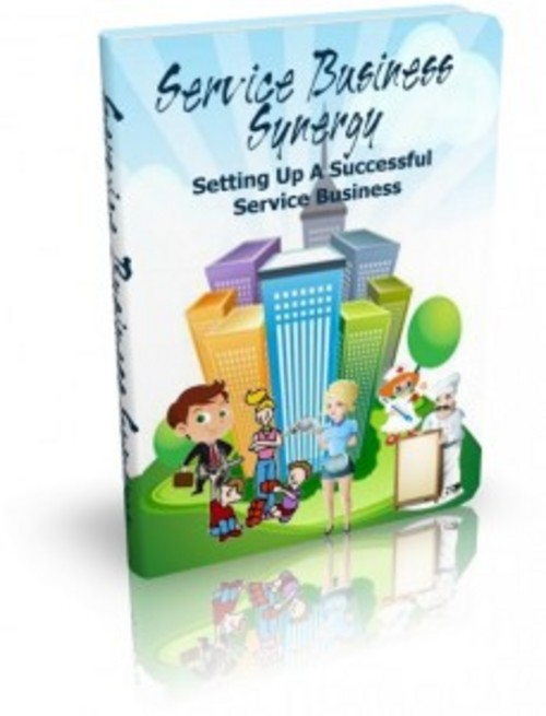 Pay for Service Business Synergy ( Master Resell Rights )