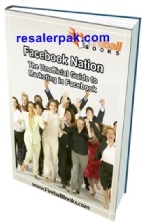 Pay for Facebook Nation  ( Master Resell Rights )
