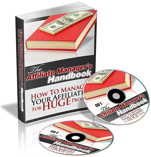 Pay for The Affiliate Managers Handbook   ( Private Label Rights )