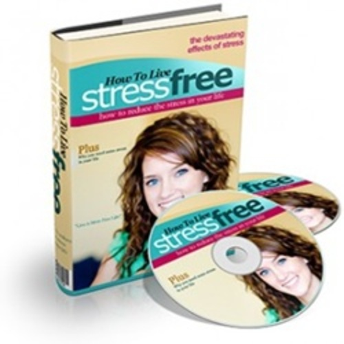 Pay for How To Live Stress Free ( PLR )