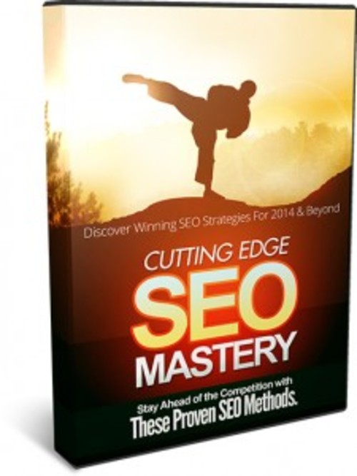 Pay for Cutting Edge SEO Mastery (MRR )