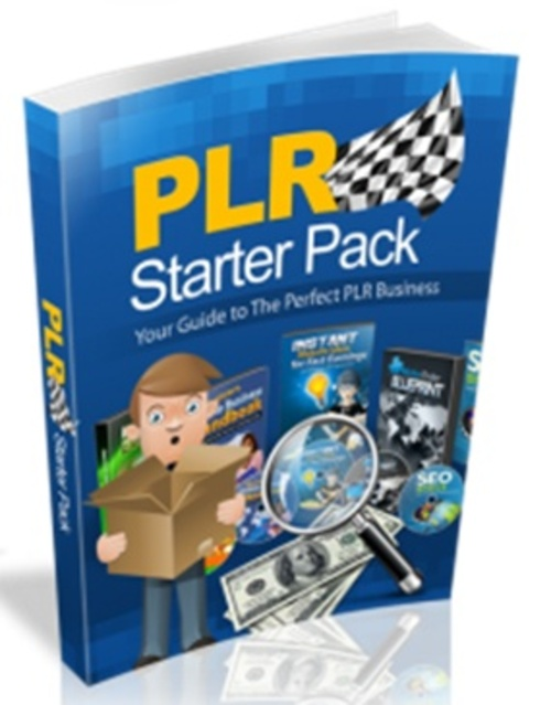 Pay for PLR Starter Pack (MRR )