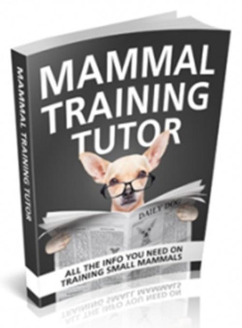 Pay for Mammal Training Tutor  (MRR )