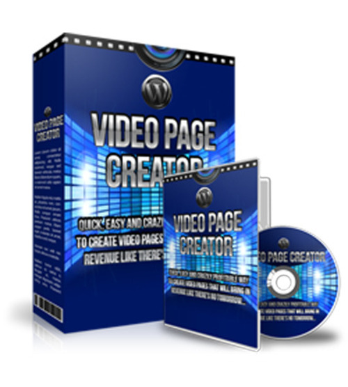 Pay for WP Video Page Creator  (MRR )