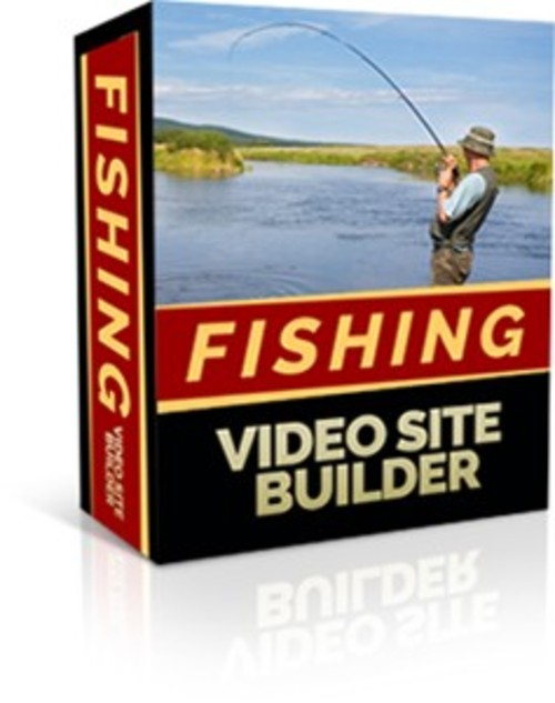 Pay for Fishing Video Site Builder  (MRR )
