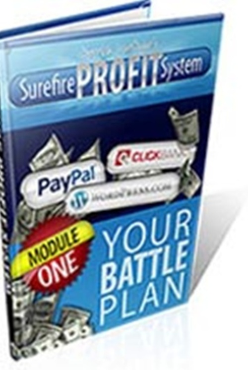 Pay for Surefire Profit System  (RR )