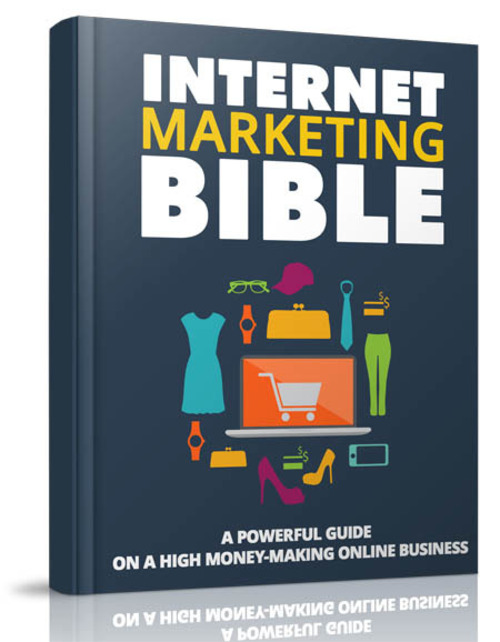 Pay for Internet Marketing Bible  (MRR )