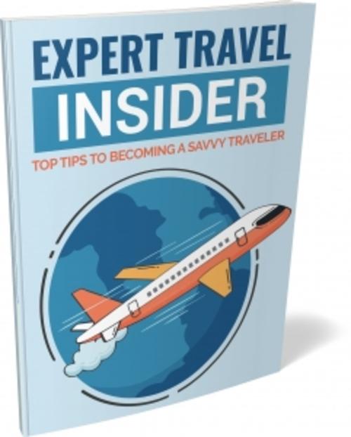 Pay for Expert Travel Insider ( PLR )