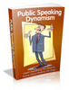 Thumbnail Public Speaking Dynamism plr