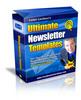 Thumbnail Ultimate Newsletter Templates (PLR)
