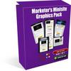Thumbnail Marketers Minisite Graphics Pack (PLR)