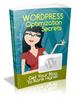 Thumbnail WordPress Optimization Secrets plr