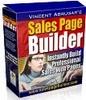 Thumbnail Sales Page Builder plr