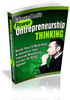 Thumbnail Ontrepreneurship Thinking (PLR)