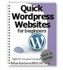 Thumbnail Quick Wordpress Websites for Beginners (PLR)