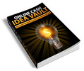 Thumbnail Online Cash Idea Vault (PLR)