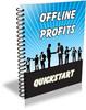 Thumbnail Offline Profits Quickstart (PLR)