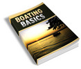 Thumbnail Boating Basics (PLR)