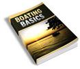 Thumbnail Boating Basics (PLR)