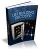 Thumbnail List Building Decoded plr