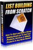 Thumbnail List Building from Scratch plr