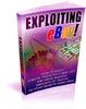 Thumbnail Exploiting eBay (Viral PLR)
