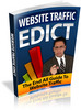 Thumbnail Website Traffic Edict plr