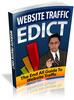 Thumbnail Website Traffic Edict plr