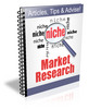 Thumbnail Niche Market Research - 12 Part Newsletter Series plr
