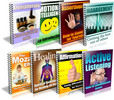 Thumbnail Self Improvement Reports Package plr