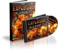 Thumbnail Explosive PLR Profits - eBook and Audio plr