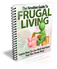 Thumbnail Newbies Guide to Frugal Living (PLR)