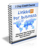 Thumbnail LinkedIn for Business - 5 Day eCourse (PLR)