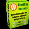 Thumbnail AlertPay Button Generator for Wordpress plr