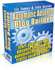 Thumbnail Automatic AdSense Blog Builder plr