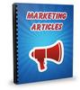 Thumbnail 25 Marketing Articles - Oct 2011 (PLR)