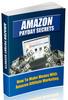 Thumbnail Amazon Payday Secrets plr