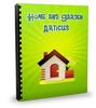 Thumbnail 20 Landscape Design Articles - Jan 2012 (PLR)