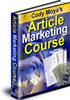 Thumbnail Article Marketing Course (PLR)