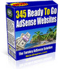 Thumbnail 345 AdSense Websites plr