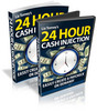 Thumbnail 24 Hour Cash Injection - Video Series plr