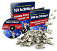 Thumbnail 10 K in 30 Days - Video plr