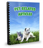 Thumbnail 20 Pet Insurance Articles plr