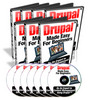 Thumbnail Drupal Made Easy for Beginners plr