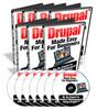 Thumbnail Drupal Made Easy for Beginners plr
