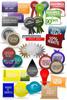 Thumbnail 20 Web 2.0 Minisite Templates (PLR)