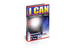 Thumbnail I Can Therefore, I Will (PLR)