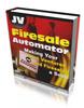 Thumbnail JV Firesale Automator (PLR)